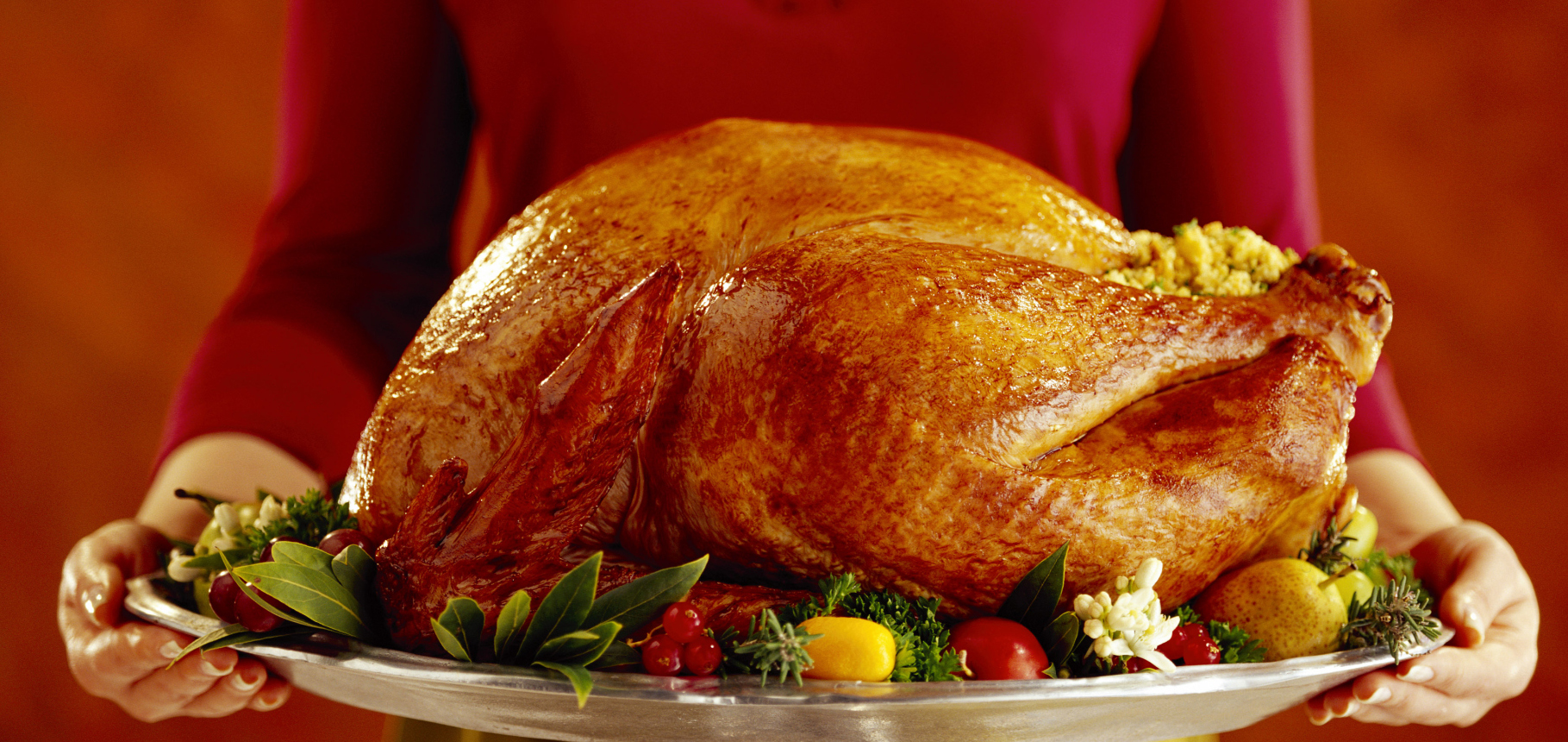Buttermilk Herb Brined Turkey