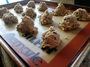 Ultimate Chocolate Chip Oatmeal Cookies 1