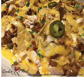 Loaded Game Time Nachos
