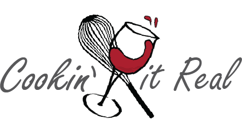 Cookin' It Real Logo