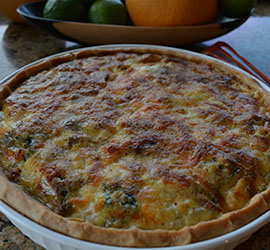 Best Ever Quiche - Master Recipe