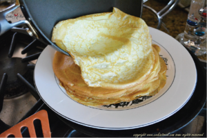 Easy Classic Crepes